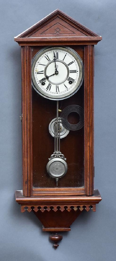 """Waterbury """"Prescott""""  Wall Clock"""