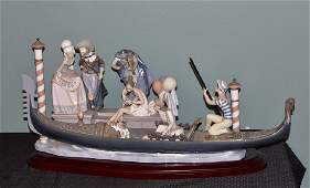 Lladro Porcelain Statue