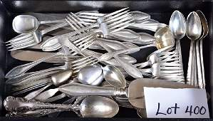 Towle Partial Set Sterling Silver flatware