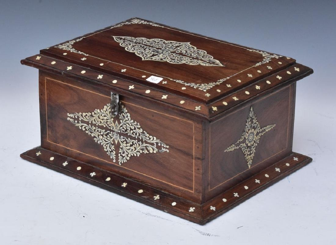 Ango-Indian Storage Box