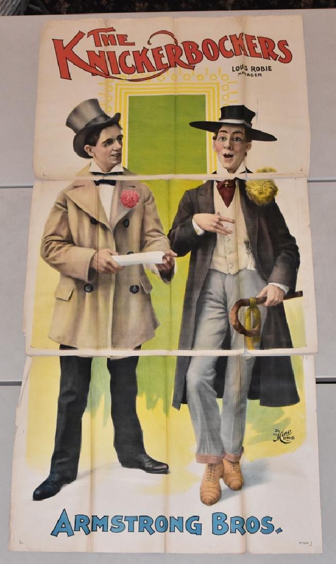 Vaudeville Poster