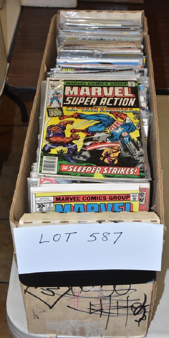 Large Group of Modern Comics