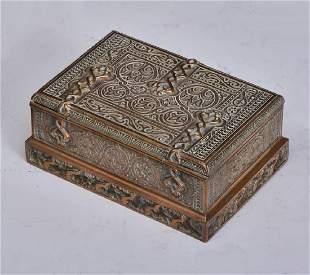 Tiffany & Co. Desk Box & Card Tray