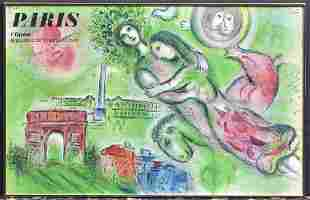 Chagall Opera Poster