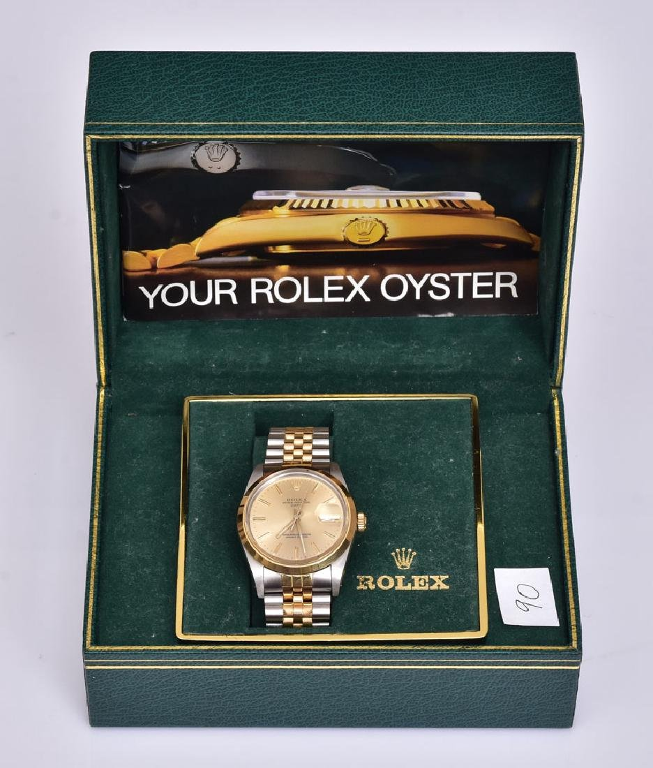 Rolex Oyster Perpetual Gent's Wrist Watch - 2