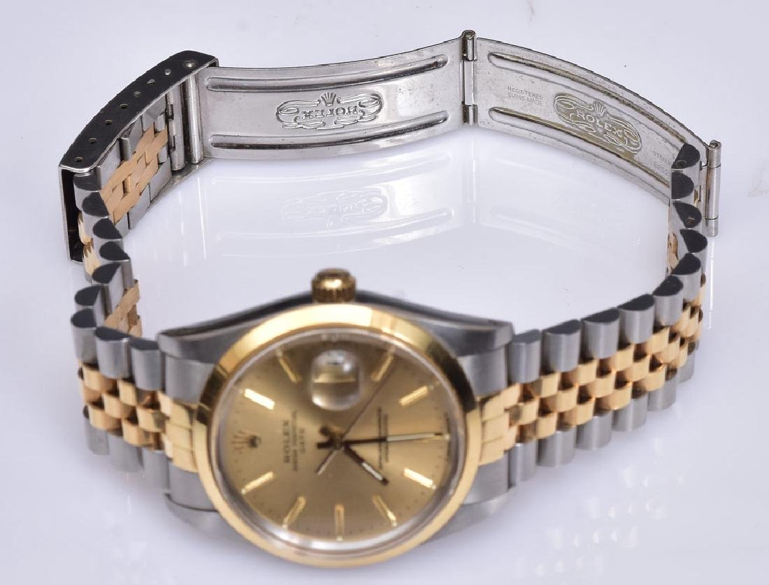 Rolex Oyster Perpetual Gent's Wrist Watch - 4