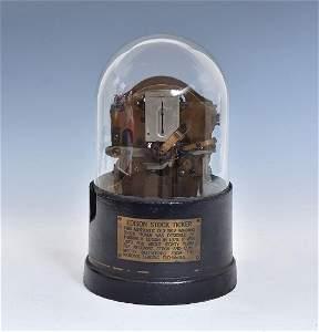 Edison Stock Ticker