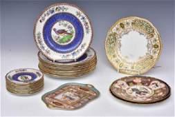 Copeland Spode Partial Set of China