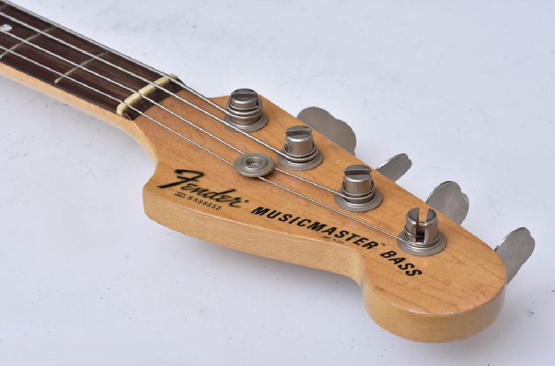 Fender Musicmaster Bass - 3