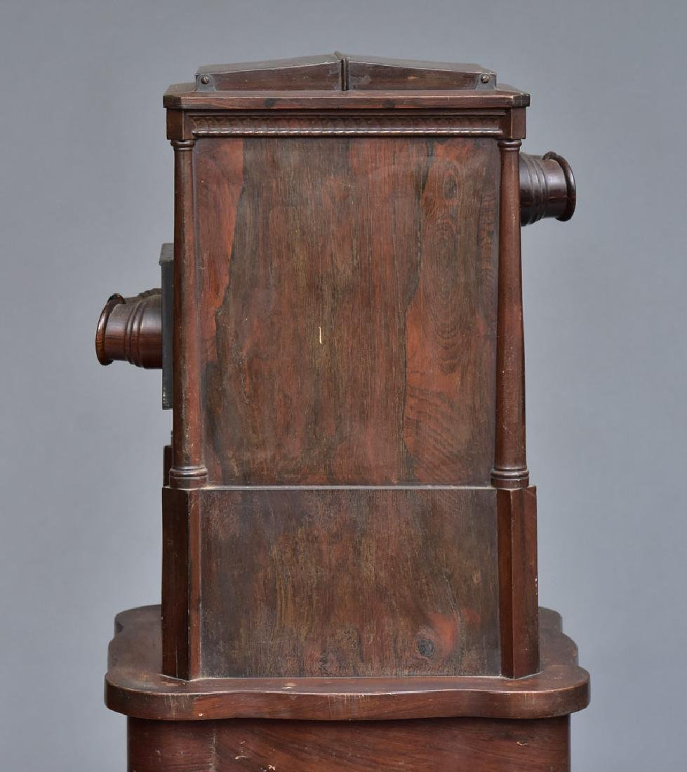 Victorian Rosewood Stereoscopic Viewer - 4
