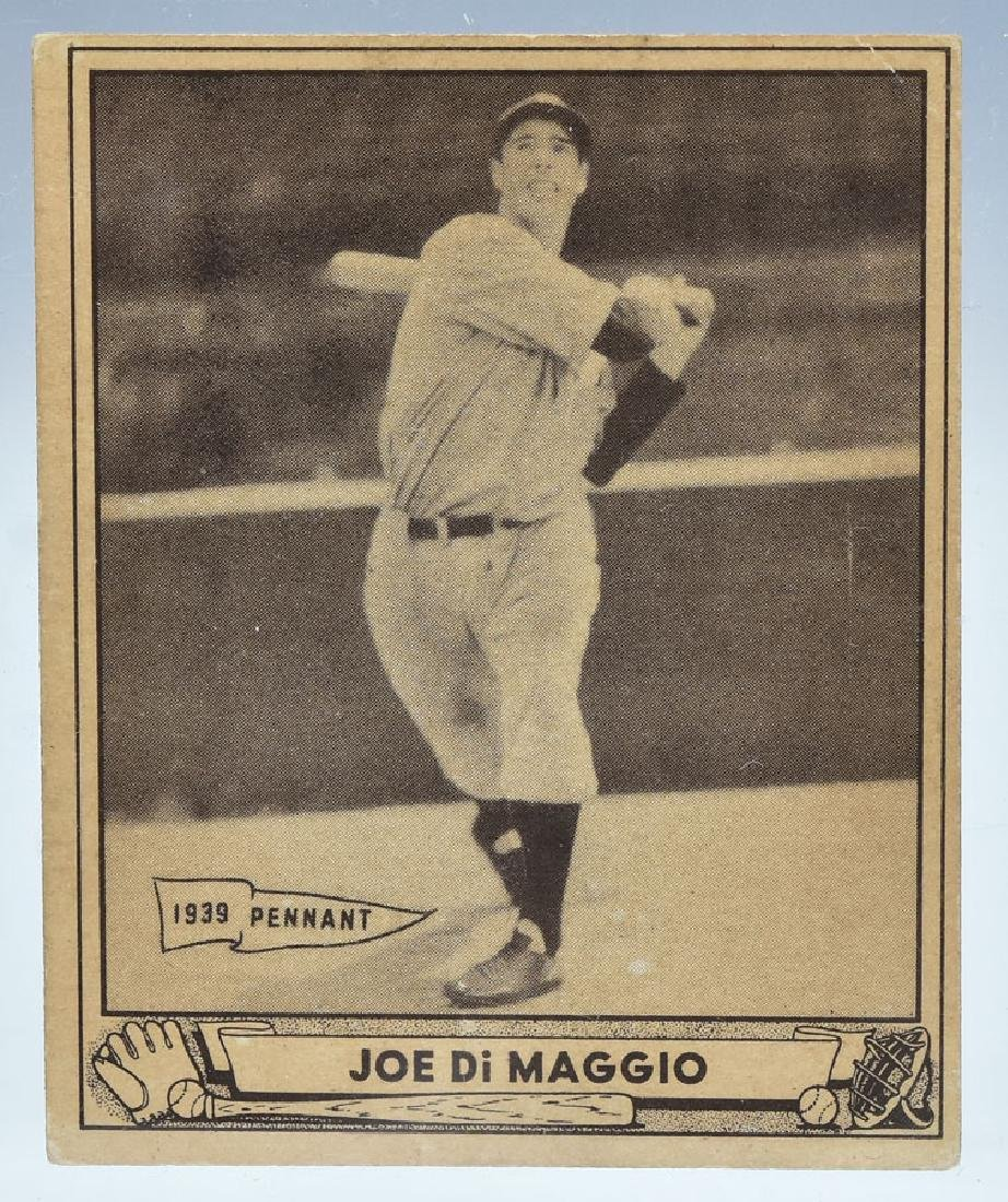 1940 Playball Joe DiMaggio