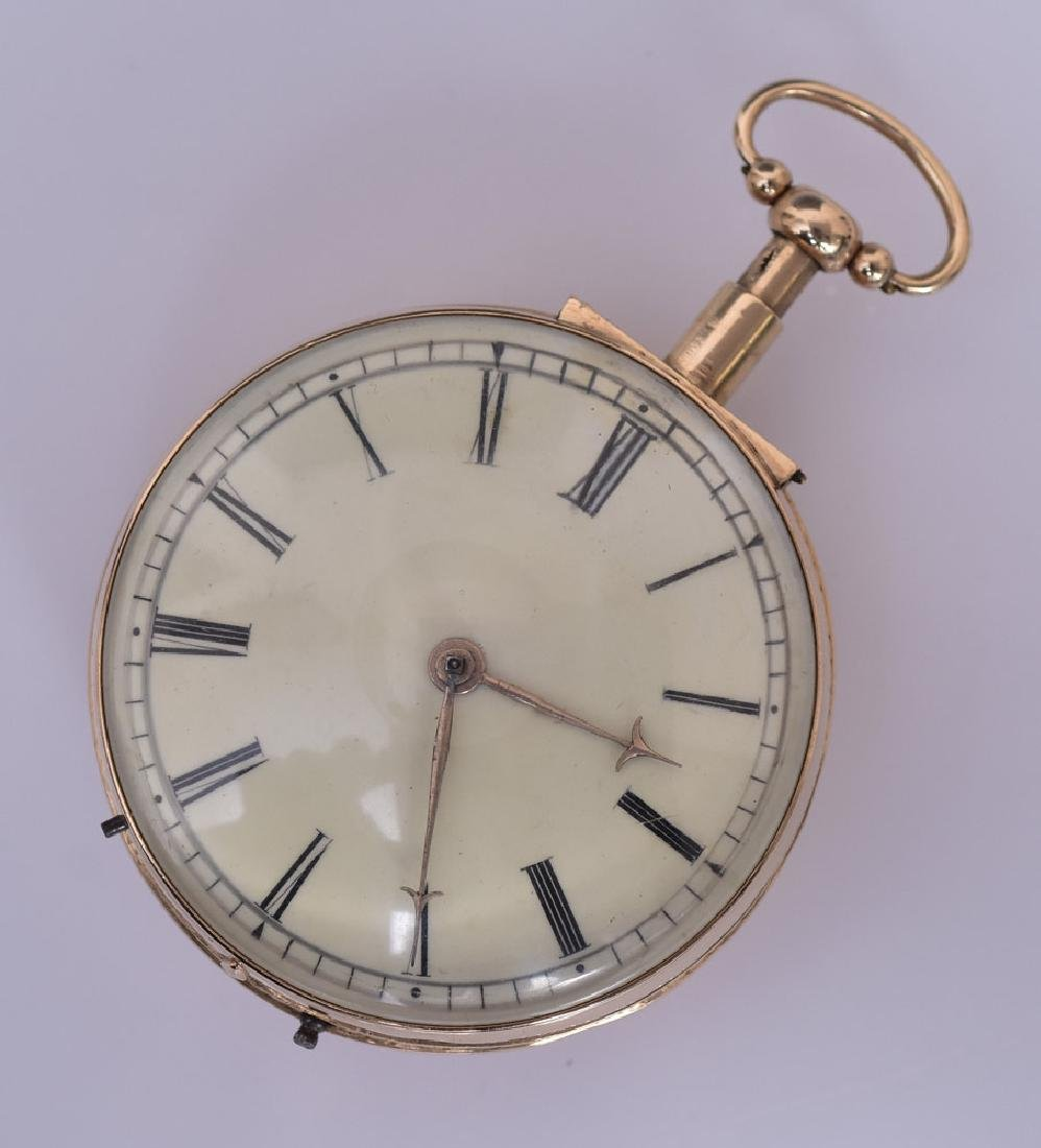 Eardley Norton Spindle Repeater Pocket Watch
