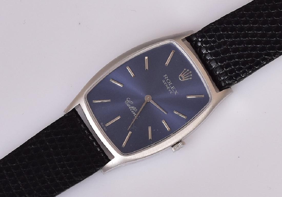 Rolex Cellini 18k Gold Gent's Wrist Watch