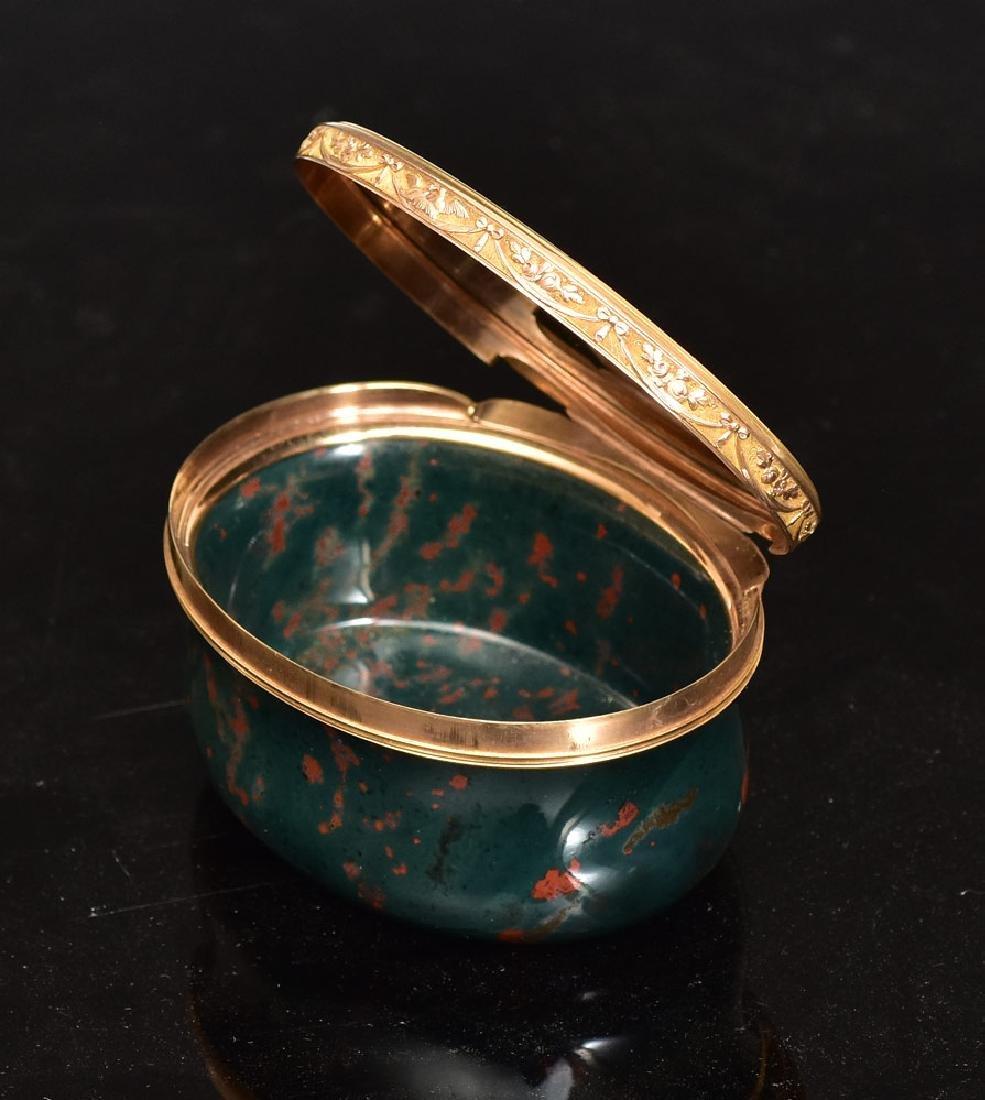 14k Gold Waltham Diamond Ladies Wrist Watch - 4