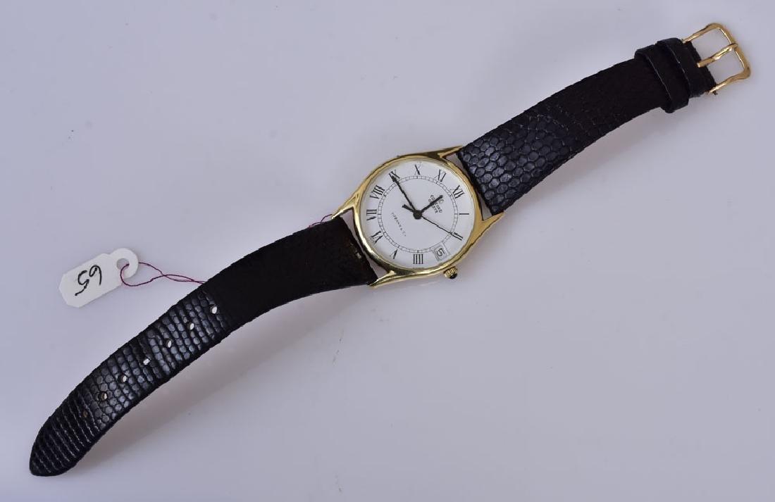 Concord 14k Gold Wrist Watch
