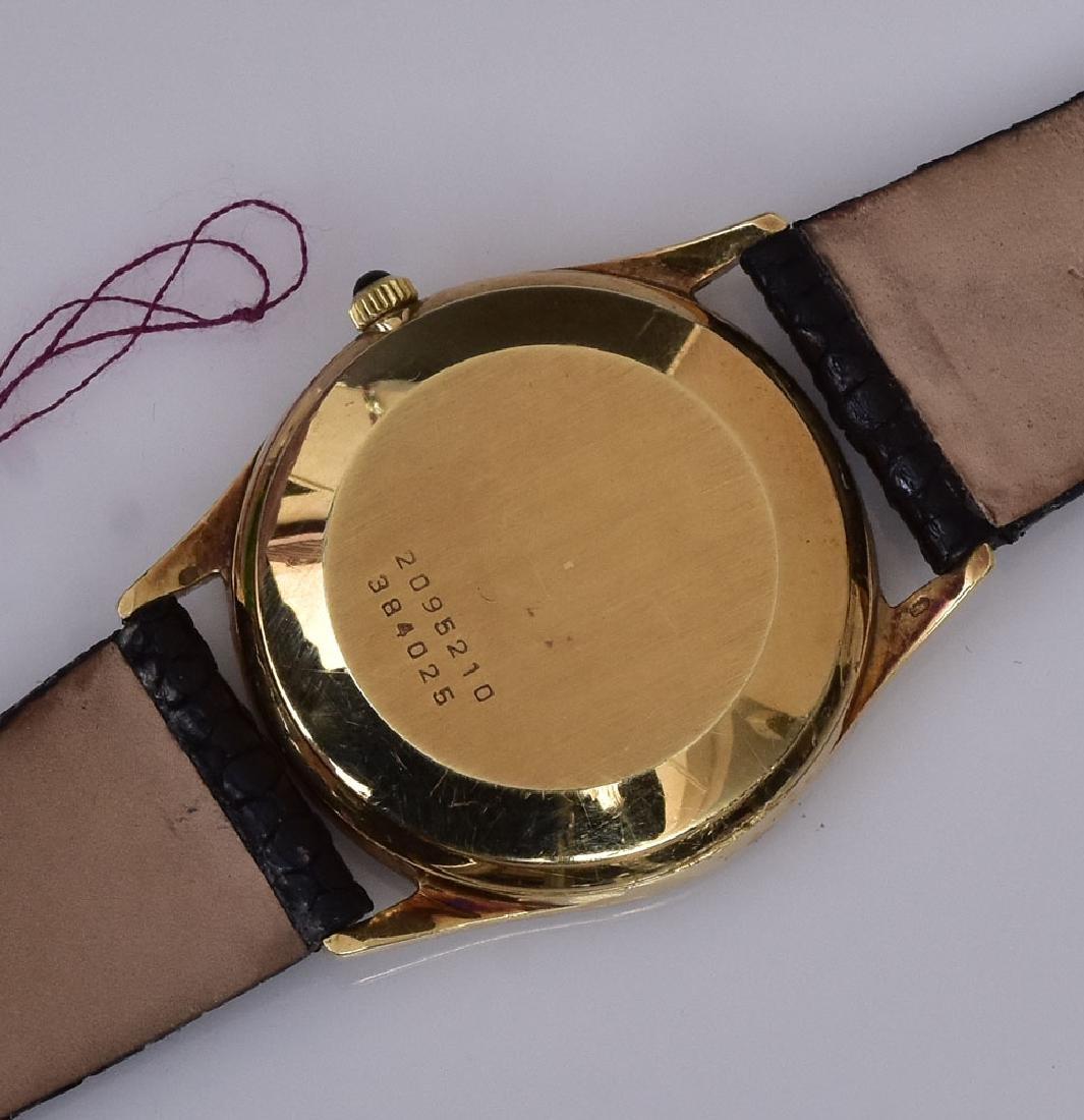 Concord 14k Gold Wrist Watch - 2