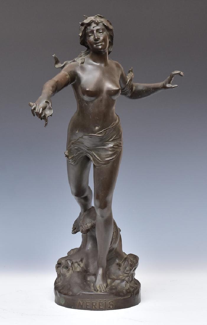 Bronze Classical Figure
