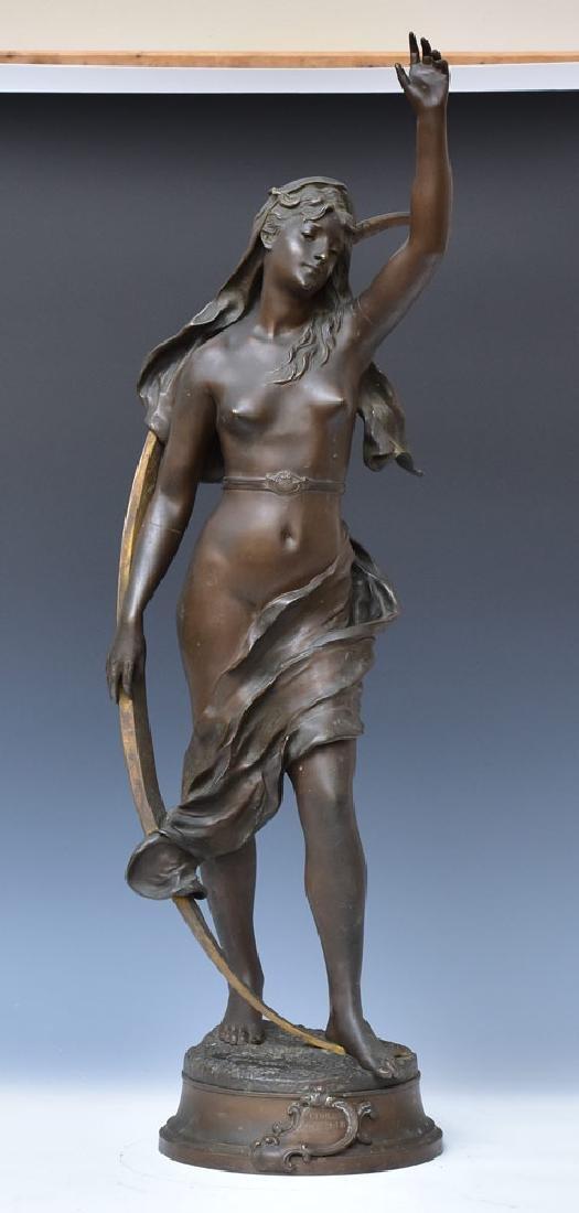 Henri Louis Levasseur Bronze