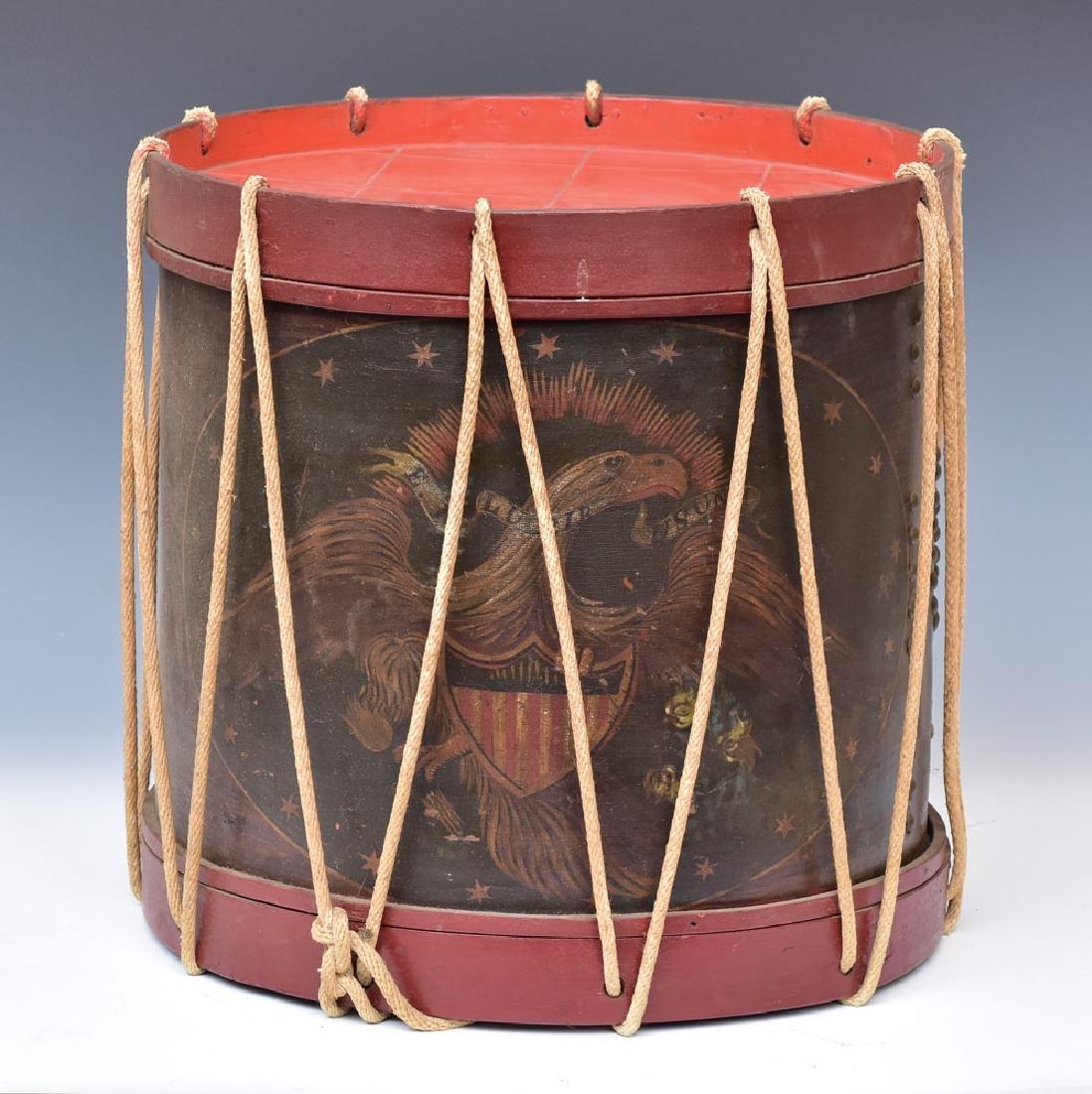 Regimental Style Drum