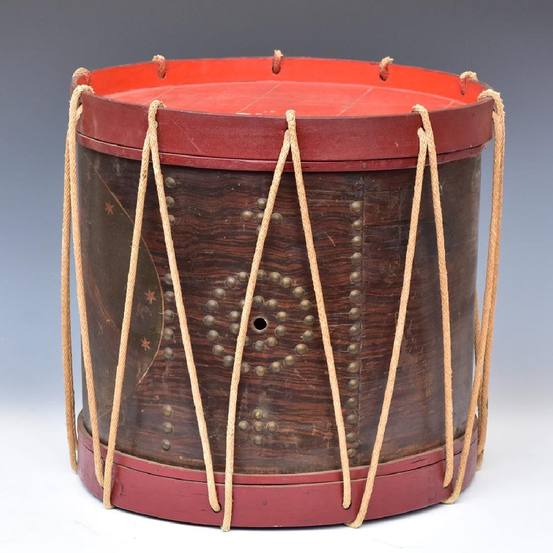 Regimental Style Drum - 3