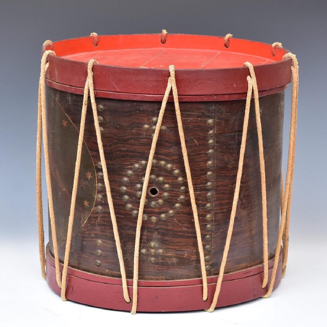 Regimental Style Drum - 3