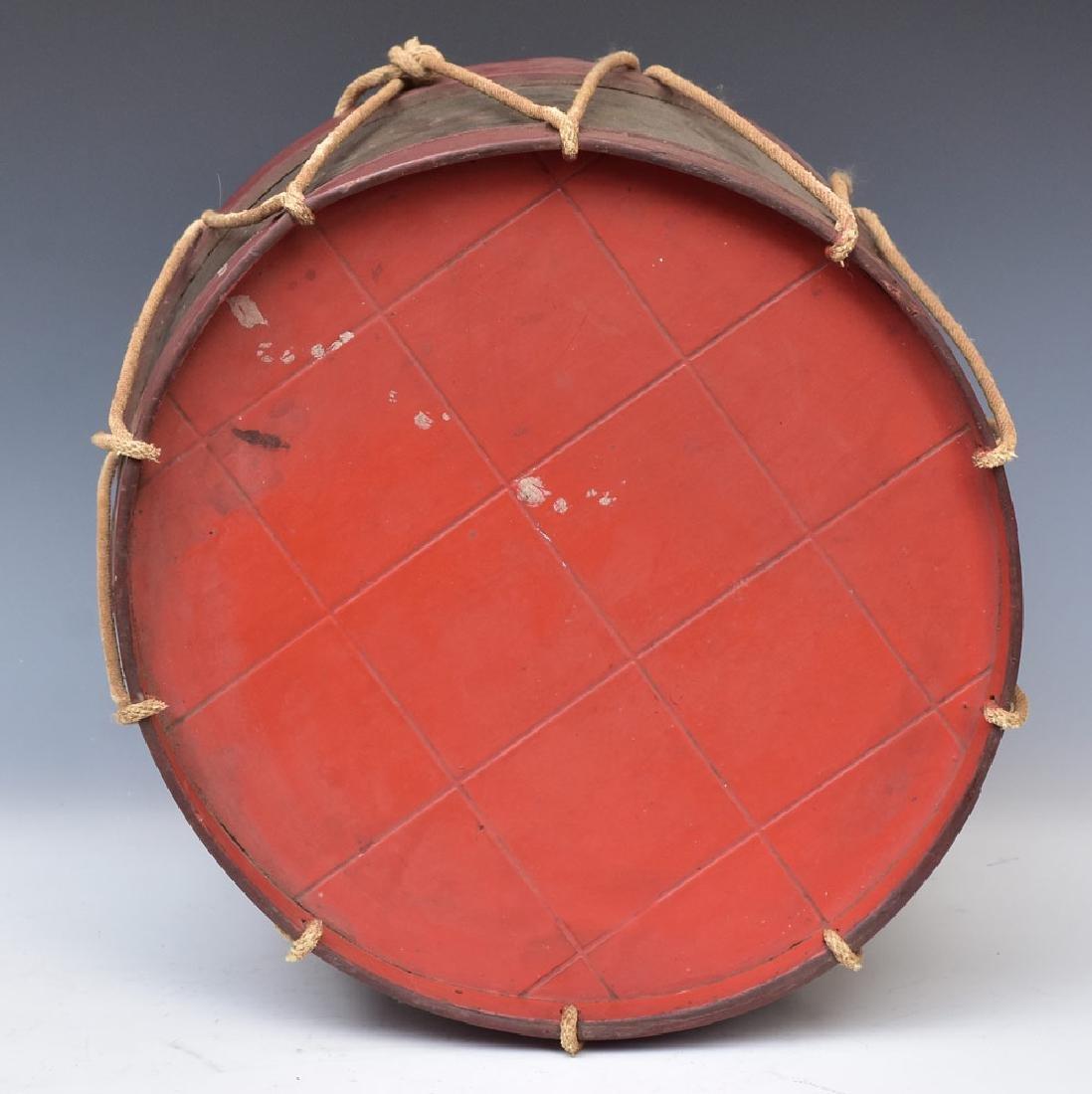 Regimental Style Drum - 4