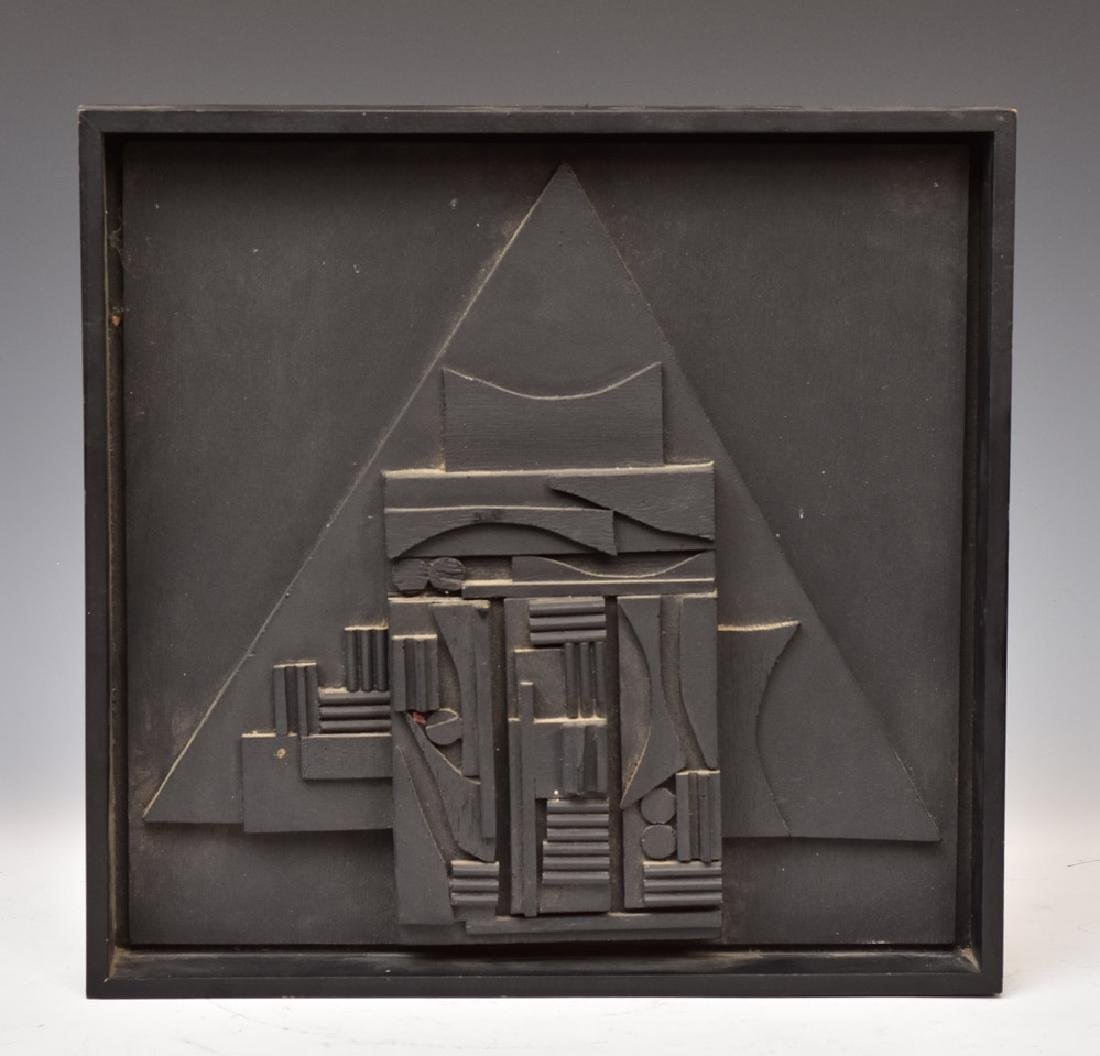 Louise Nevelson Sculpture