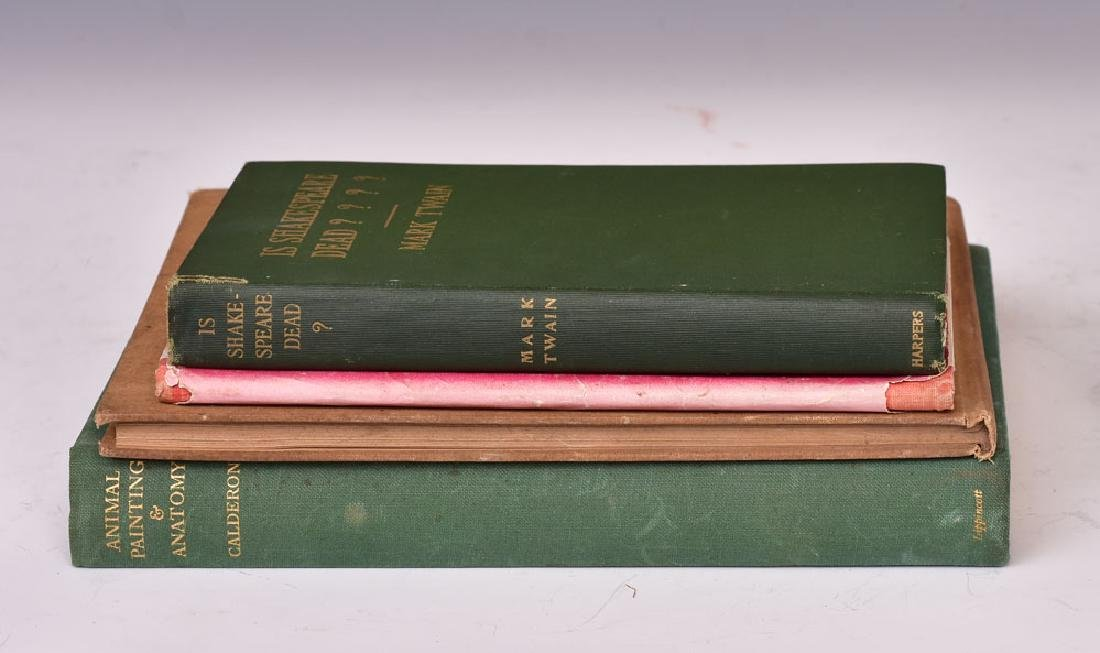 Group Of Kirmse Owned Books