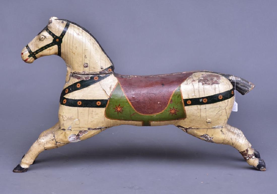 Continental Carousel Horse