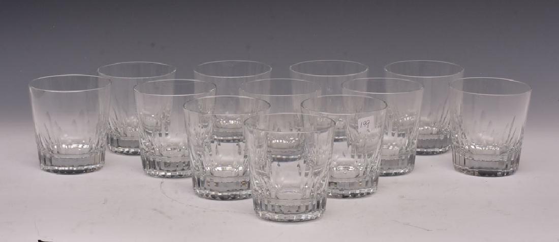 Baccarat Glasses