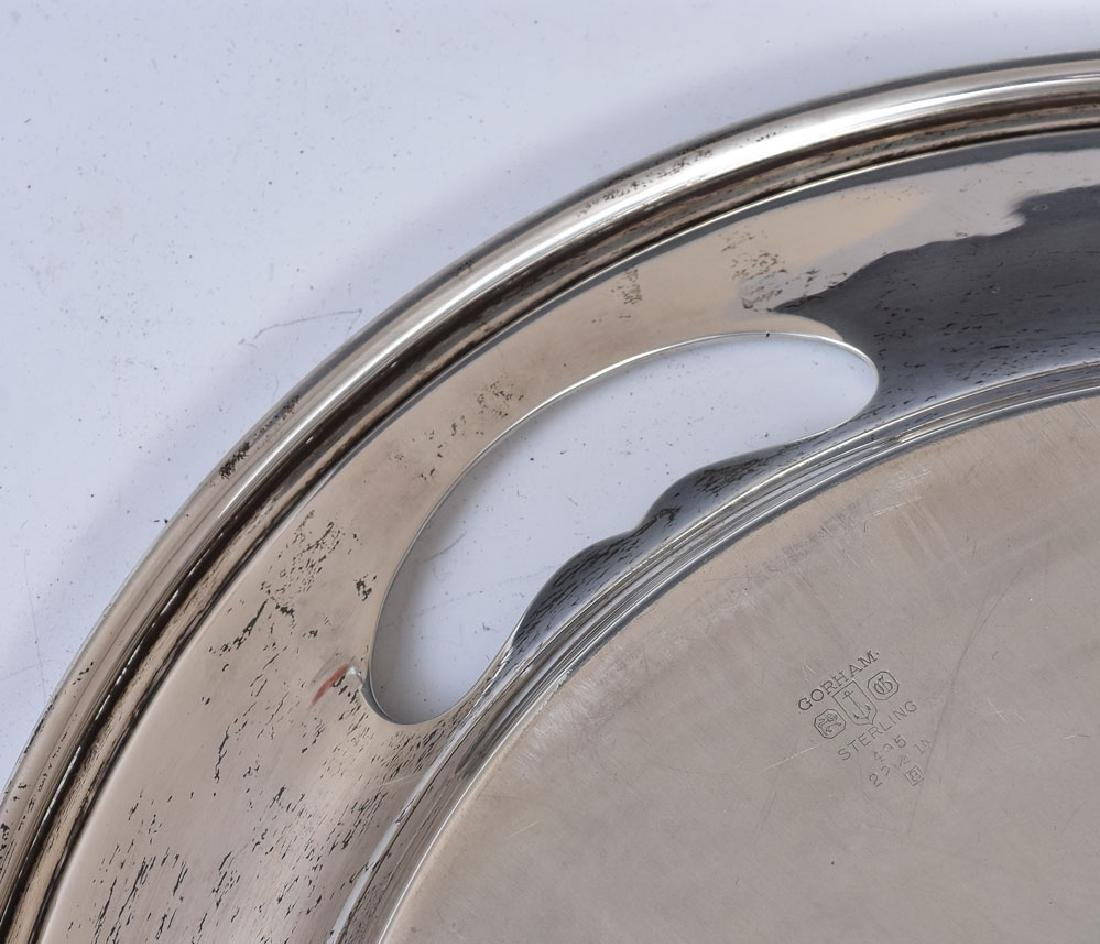 Gorham Sterling Silver Platter - 2