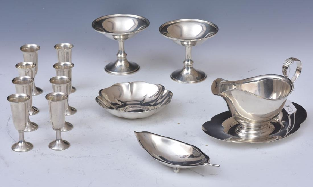 Group of Sterling Silver