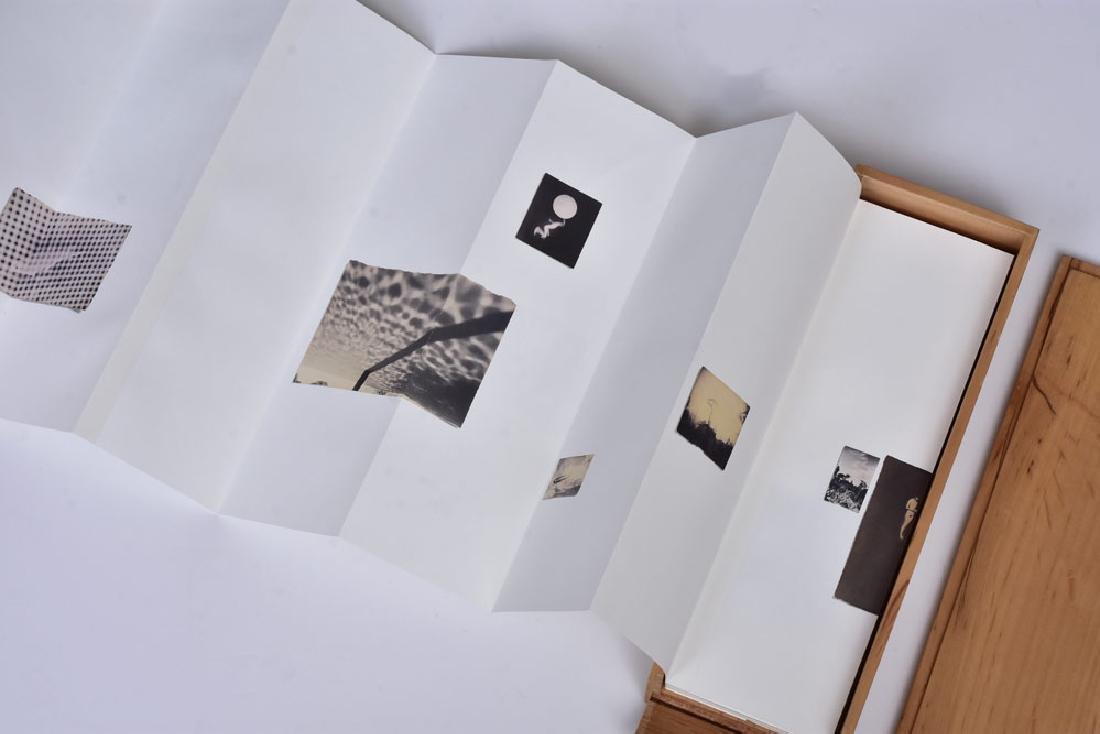 Masao Yamamoto Accordian Book