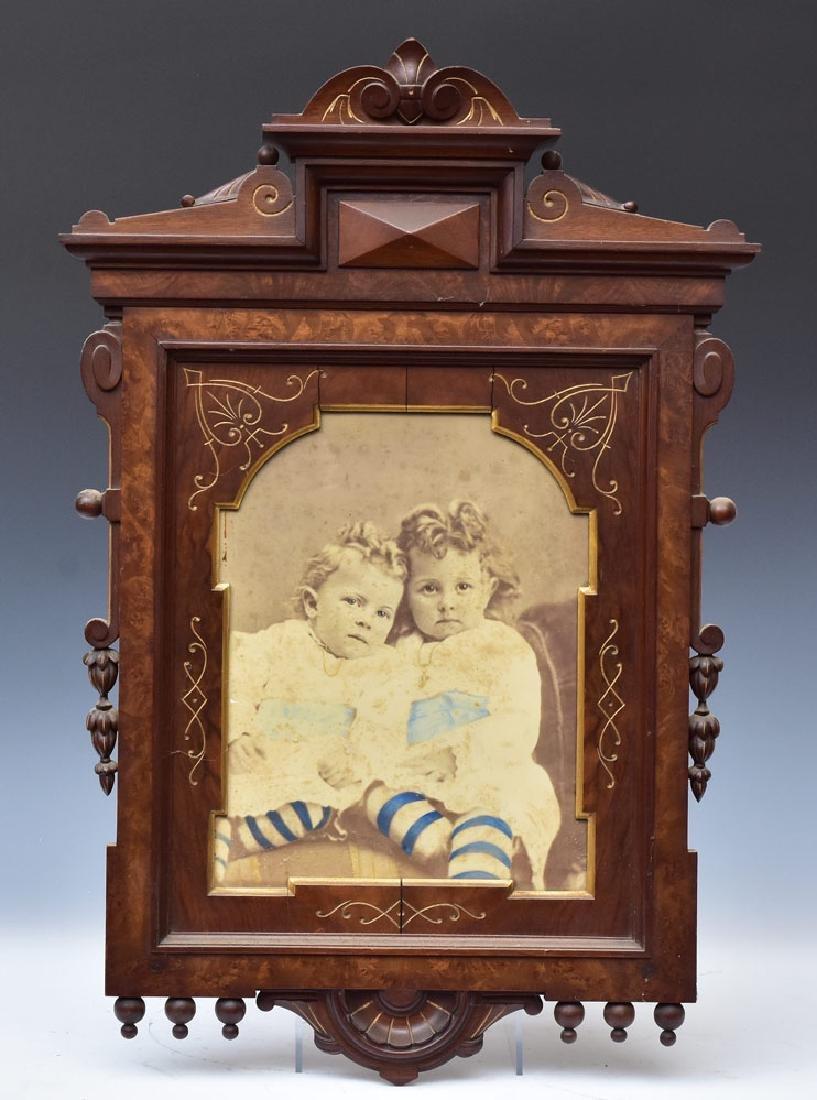 Ornate Victorian Frame