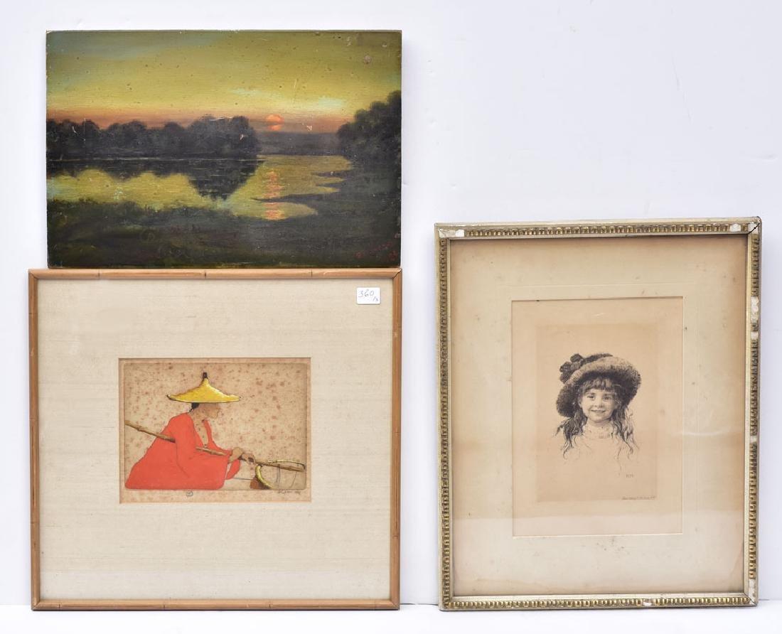 Three Art Work