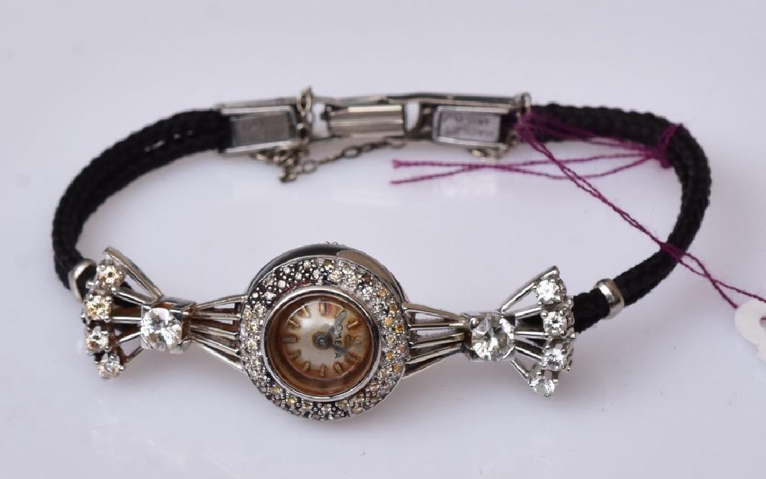 Ladies Diamond Wrist Watch