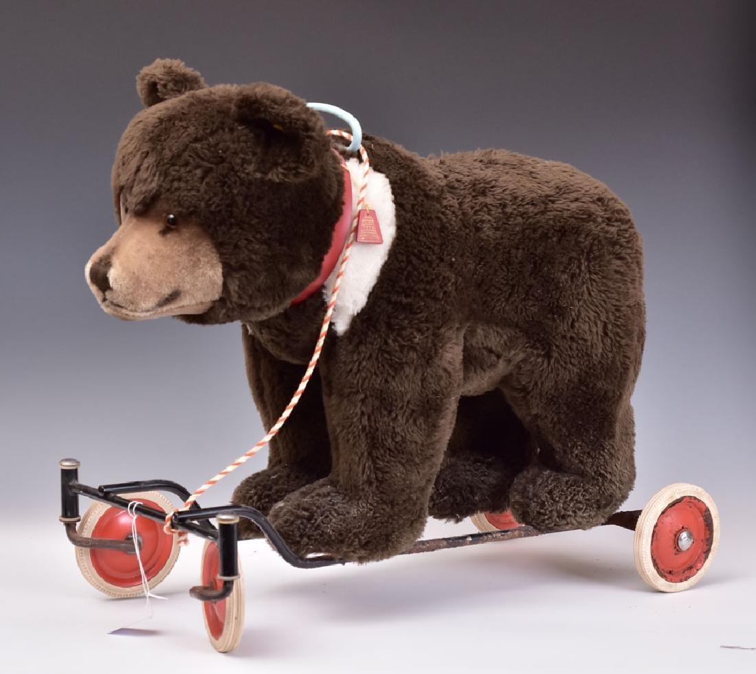 Steiff Ride On Bear