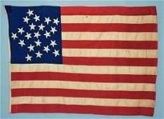 Abolitionist Flag 21 Star