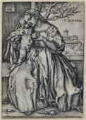 Hans Sebald Beham Engraving