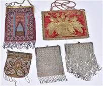 Five Victorian Purses