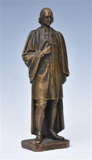 Launt Thompson Bronze