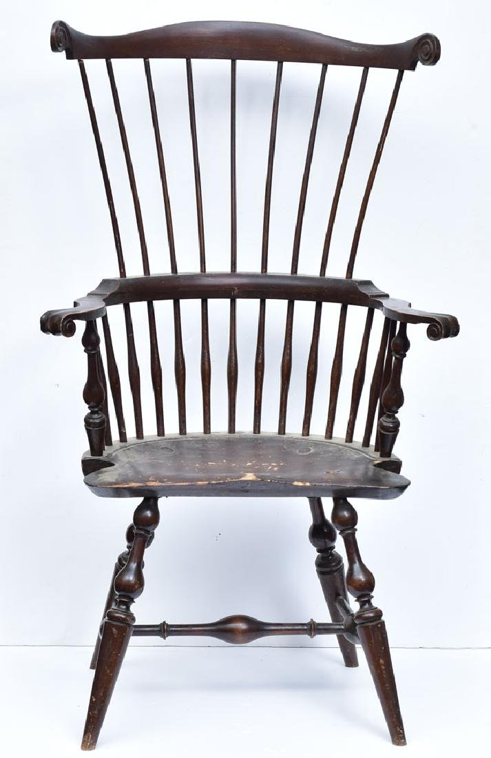 Three Wallace Nutting Chairs