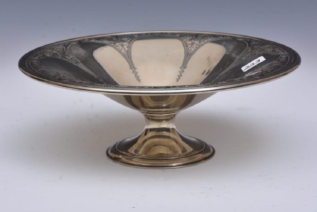 Tiffany Sterling Silver Center Bowl