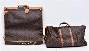 Louis Vuitton Luggage (2)