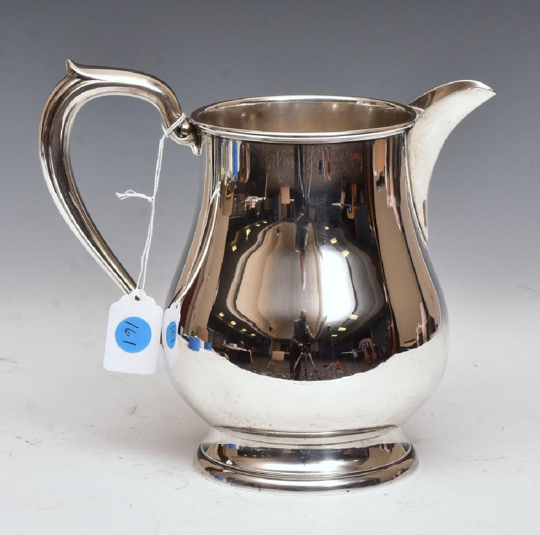 Kirk & Son Sterling Silver Water Pitcher