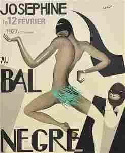 Josephine Baker Poster