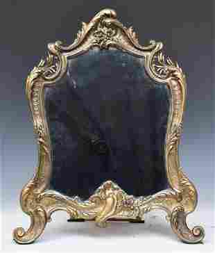 Sormani Bronze Dresser Mirror