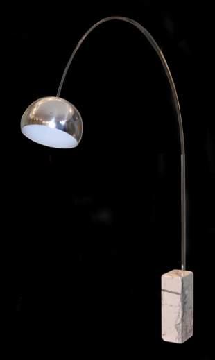 Italian Arc Lamp