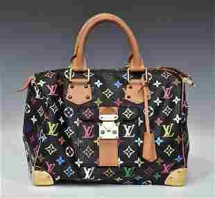 Louis Vuitton Multicolor Speedy 30 Handbag
