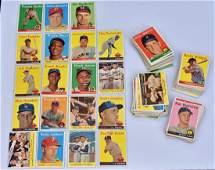 1958 Topps Baseball Card Starter Set
